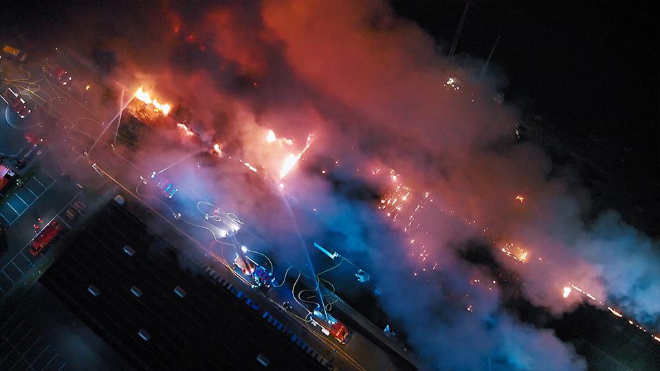 Feuer Flamme Dreharbeiten Fur Die Feuerwehr Bochum Facebook