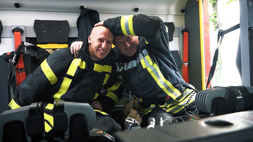 Feuerwehr Doku Geht Am 21 Januar In Die Zweite Runde Feuer